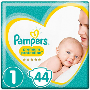 Pampers Premium Protection, Size 1 Newborn