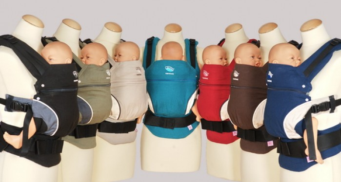 Manduca baby carrier range of colours and designs