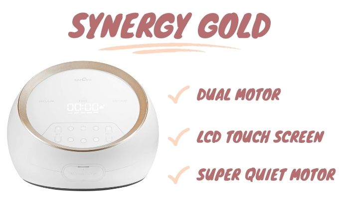 Spectra Synergy Gold Breast Pump